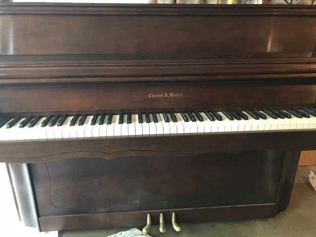 Used Piano
